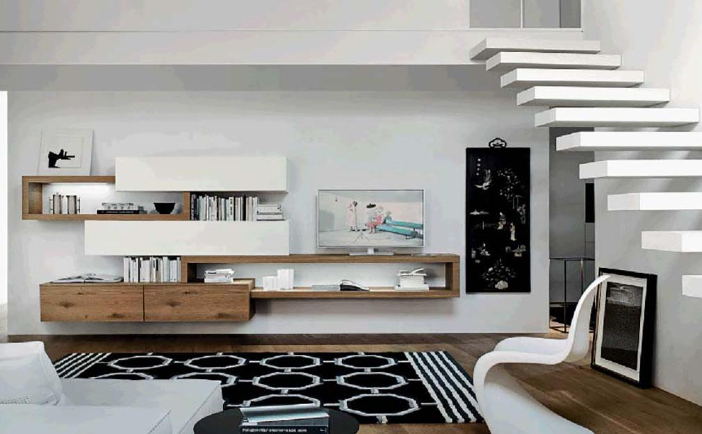 Zona Living Arredamento.Zona Giorno Colombo Experience Design Arredamento Arte